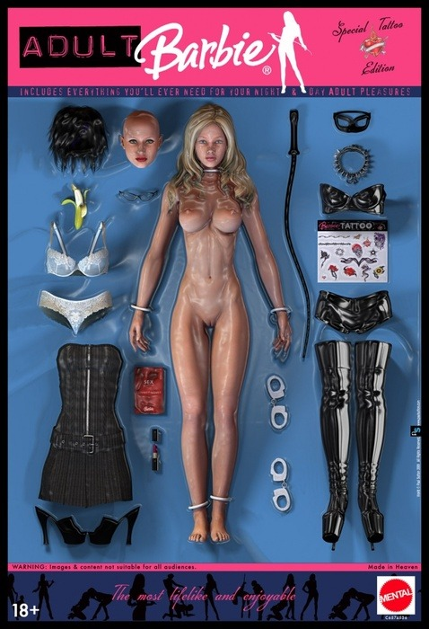 ADULT BARBIE