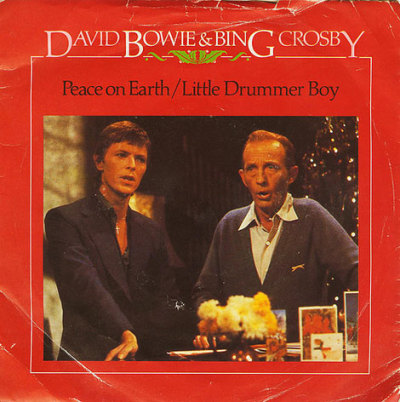 elizabitchtaylor:  My mother doesn't like the Bing Crosby/David Bowie duet, further evidence that she has no soul. I love how their two styles of voice came through to make an awesome version of this song.  One of my Christmas faves.