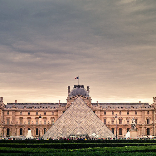 France / Paris / Louvre (by ►CubaGallery)