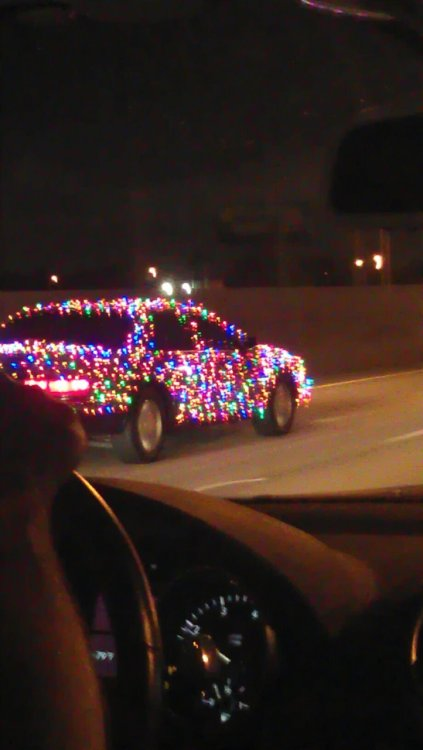 Meanwhile on I-95…