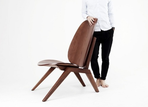 lifeonsundays:  Klassiker Chair by Minwoo Lee