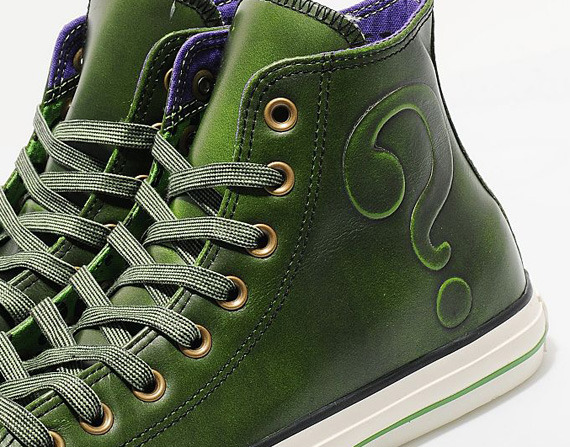 Converse X DC Comics – Chuck Taylor All Star Leather High 'Charada'