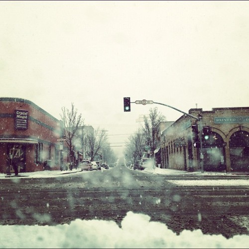 flagstaff (Taken with instagram)