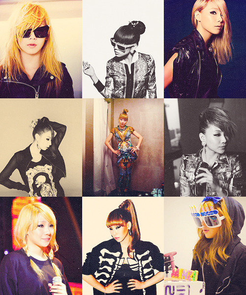 top 9 favorite pics of cl - asked by gahos