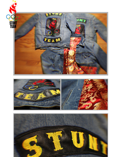 #StuntTeam CUSTOM BIKER JACKET - WINTER RELEASE 2011