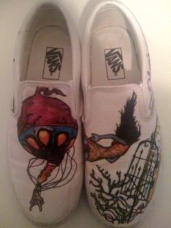 I want these shoes for the reason it's self-explanatory.