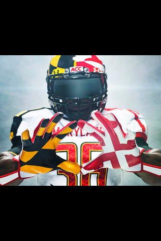 New Maryland jerseys !!!
