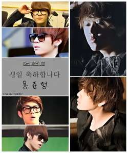 Happy Birthday oppa… :)