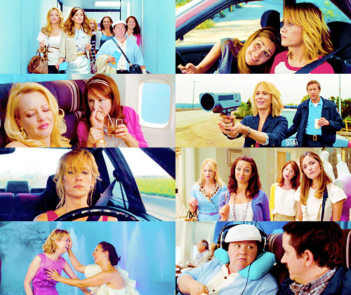 2011 favourites: movie → bridesmaids