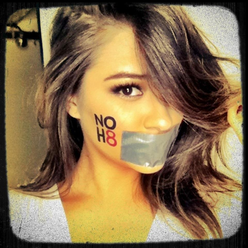 I support NO H8 all the way!