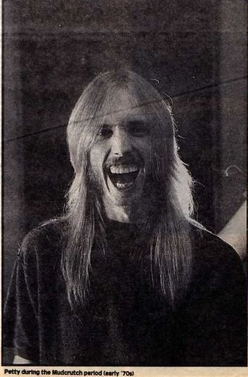 pre-Heartbreakers Tom Petty in his Floridian Mudcrutch days.
