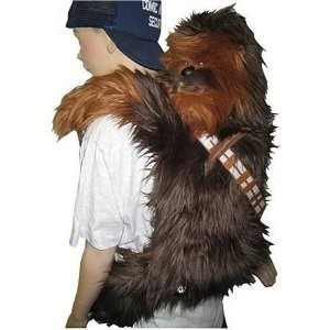 Star Wars Chewbacca Back Buddy Plush