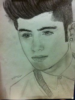 ohmyfuckingzaynmalik:  Hahas, I tried? :L gimme your talent<3
