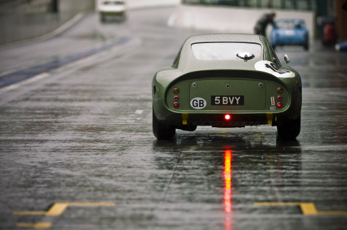 sharonov:  1963 Aston Martin DP214