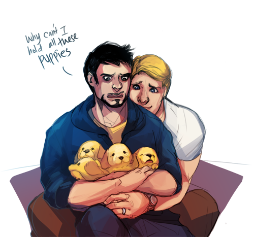 ironfries:   PUPPIES \8U/ there's no other explanation for this