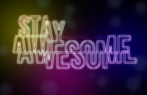 "Hey guys!  Made it out of boredom -,-"" Stay awesome!"