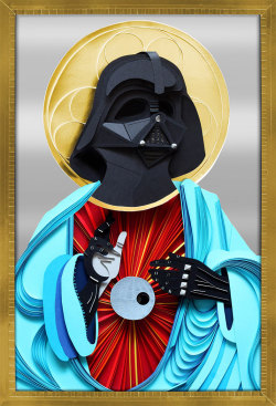 "johnjohn11:  ""Holy Darth Vader!""  by Lobulo Design www.lobulodesign.com"