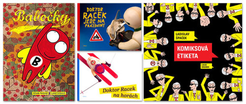 andandandcreative:  TODAY Win 4 Czech Children's books by Czech designer Jakub Kaše Count down to Christmas with a chance to win cool daily prizes, from just released products to limited editions and something special on the 24th. Check-in daily to see the prize's and enter the draw.
