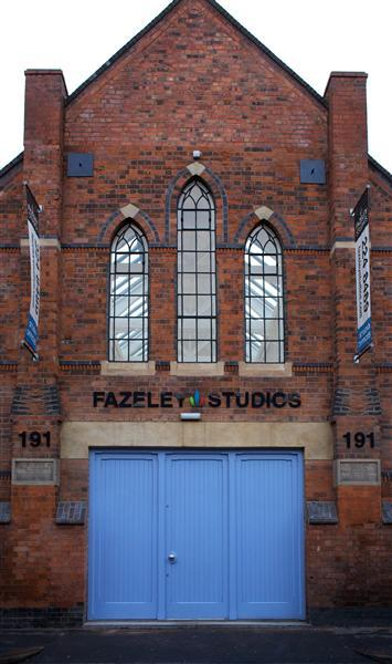 Hello and welcome to the new Fazeley Studios blog. Here you will find all the latest news, events and gossip from our lovely corner of Digbeth, Birmingham. If you want to submit something, send us a message via the 'Ask' or 'Submit' functions (click the wheel at the top of the page, then the question mark for ask and the arrow for submit). You'll be hearing from us soon! Karen x