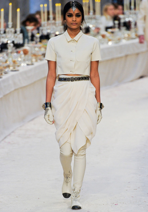 Chanel Pre-Fall 2012 Man this entire collection is so awesome.