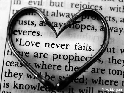 - true love NEVER FAILS. A thin line between faith and truth….