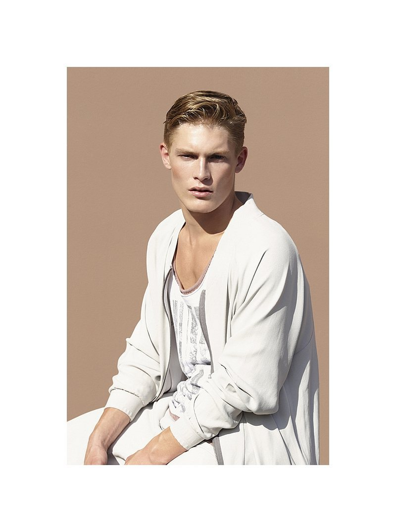 Harry Goodwins for COMEFORBREAKFAST Spring/Summer 2012
