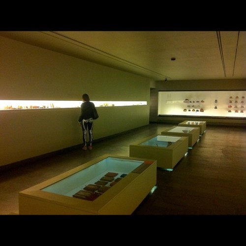 #museum #interiors #lighting #architecture #archdaily (Taken with instagram)
