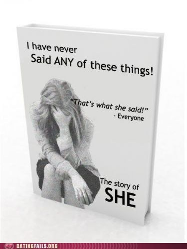 The Story of She via @bingofuel #twss