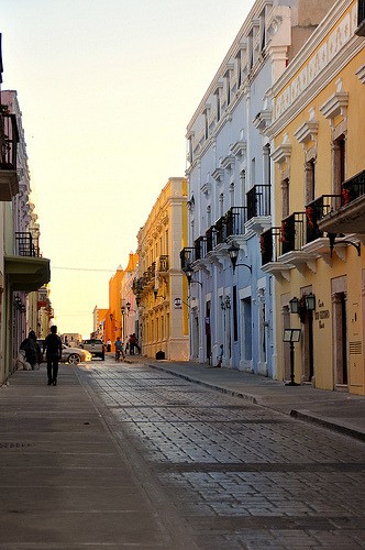 Historic Fortified Town of Campeche - Mexico