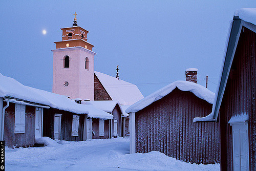 Church Village of Gammelstad, Luleå - Sweden