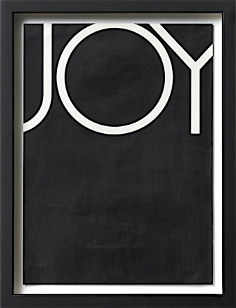 """joy"" by kasper sonne"