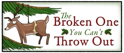 The 10 Ornaments on Your Christmas Tree  3. The Broken One You Can't Throw Out Where it came from: Technically, Pier 1 Imports, but your mom's friend who died of a lady cancer gave it to her, so you're supposed to treat it like a one-of-a-kind gem. Where it goes on the tree: Right up near the top, but in that little divot where the branches get patchy. What's always said while it's being hung: Oh shit. Do we have any glue? Someone go check that drawer in the kitchen. I know it was there last year.  [Keep Reading]