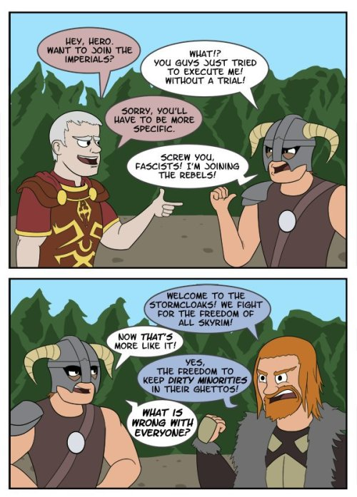 The Skyrim Dilemma [click to keep reading]