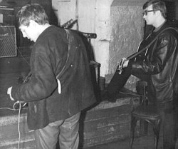 1962, October, At the Cavern Club