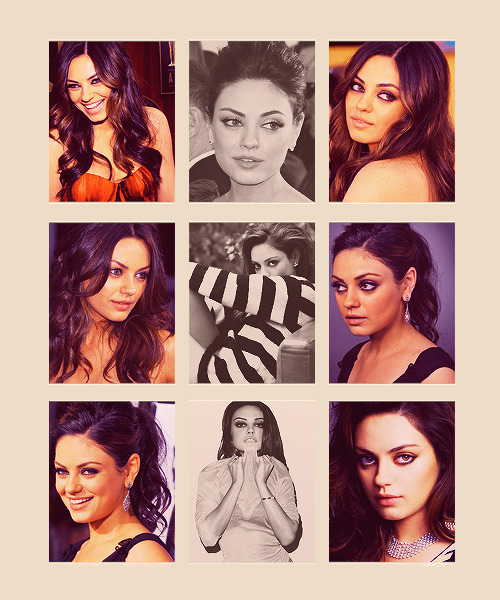 Hottest Female Celebrities of 2011 (in no particular order) → Mila Kunis