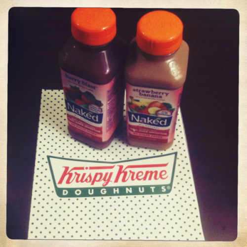 krispy kreme & naked. Helga Viking Lens, Ina's 1969 Film, No Flash, Taken with Hipstamatic