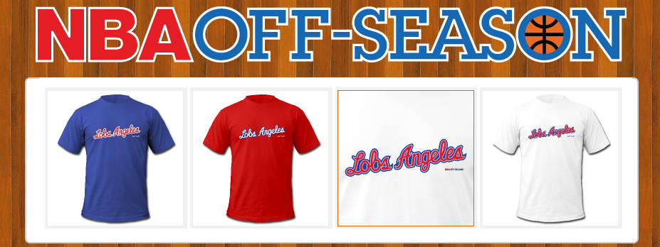 "NEW at The NBA Offseason Store: 'Welcome to LOBS ANGELES'  When Chris Paul was traded to the Los Angeles Clippers, Blake Griffin and Deandre Jordan were gleaming. Two of the best dunkers in the game teaming up with the best passer in the game? They said ""it's going to be lob city"", but we all know, this is LOBS ANGELES! - The NBAO Staff"