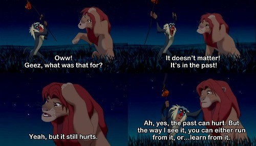 the lion king:)