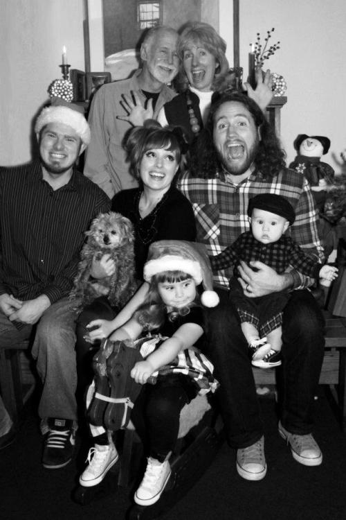 Happy Holidays from the Boylans