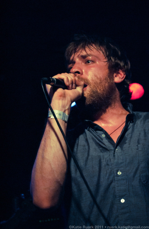 Sean Van Vleet of Empires at the Beat Kitchen.