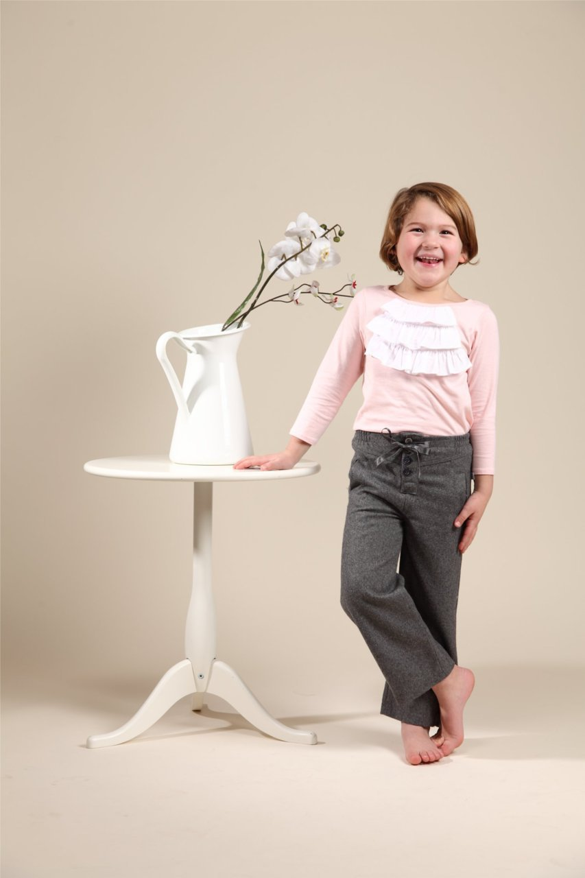 Crisp cotton and winter-perfect colors from Addie & Ella on zulily!