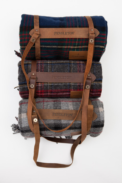 Pendleton Carry Along Blankets ($87)