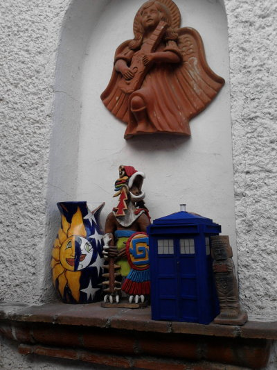 DOCTOR WHO IN MEXICO!