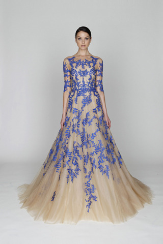 morningophelia:  Monique Lhuillier Pre-Fall 2012