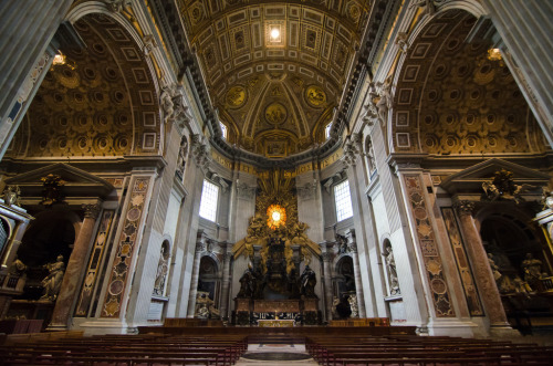 St. Peter's Basilica, The Vatican