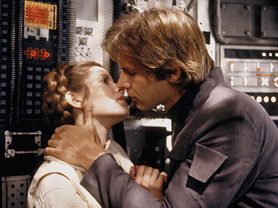 Every girl is waiting for her Han Solo :)