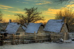 scottchua:  Plimoth Plantation by DeadDogsEye on Flickr.