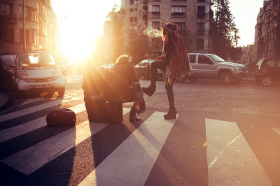 PARIS SUNRISE by Theo Gosselin on Flickr.