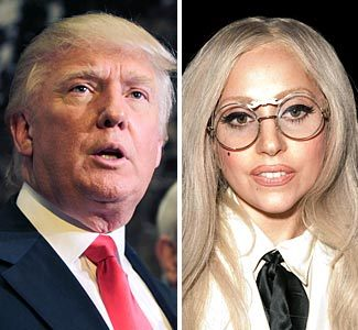 Trump Gaga break Trump  Gaga break, Trump gave Gaga a break? Businessman Donald Trump, fresh  off planning a GOP debate, says he gave Lady Gaga her big break. Trump  says he chose Gaga to perform at his beauty pageant, and she performed a  breakout hit.