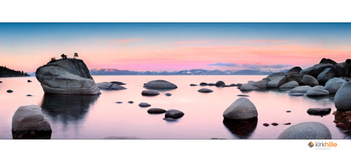 Lake Tahoe A 7 image panorama of Bonsai Rock in Lake Tahoe best viewed in full Can be view larger at my blog : www.kirkhillephotography.com Will have some wallpapers of this shot in various sizes up on my blog later . kirkhille.wordpress.com/wallpapers/ My webiste is nearing completion as well so I have start a fan page which I will post specials deals and information on my photography www.facebook.com/pages/Kirk-Hille-Photography/27572925343… I have had a few requests for larger size image for the use as wallpapers computer . So over the next few weeks will resize and uplpad selected images to my blog: kirkhille.wordpress.com/ at the wallpaper page on (Link on the top right) which people will be able to use . Othersites you can find me Blog: www.kirkhille.wordpress.comWebsite : www.kirkhillephotography.comFace Book Fanpage : www.facebook.com/KirkhillephotographyTumbler : http://kirkhillephotograpgy.tumblr.com/Twitter : http://twitter.com/KirkhilleFlickr : www.flickr.com/photos/kirkhillephotography/Facebook : www.facebook.com/kirk.hilleDeviant Art : furiousxr.deviantart.com/Redbubble : www.redbubble.com/people/kirkullesYoutube : www.youtube.com/user/kirkhilleGoogle + : https://plus.google.com/115007616648427080085#115007616648427080085/posts//p/pub500PX: 500px.com/ Various images of mine are for sale on various finishes and sizes from Gloss and lustre, Metallic and Fuji Flex prints. Laminating and Mounting are available and framing service are available for local customers. Any enquires please contact me by email at kirkhille (@) westnet . com . au . For more information on my photographs you can visit my blog at www.kirkhille.wordpress.com